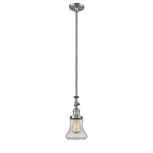 Innovations Lighting 206-G19-LED Bellmont - 14 Inch 3.5W 1 LED Mini Pendant