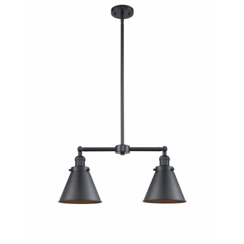 Innovations Lighting 209-M13 Appalachian-2 Light Chandelier in Traditional Style-23 Inches Wide by 12 Inches High