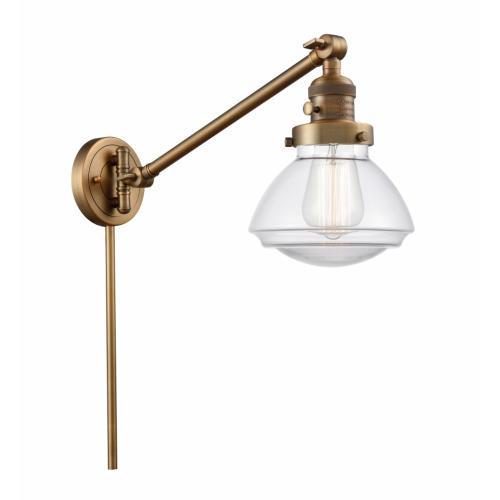 Innovations Lighting 237-G32 Olean - 22.38 Inch 1 Light Swing Arm Wall Mount
