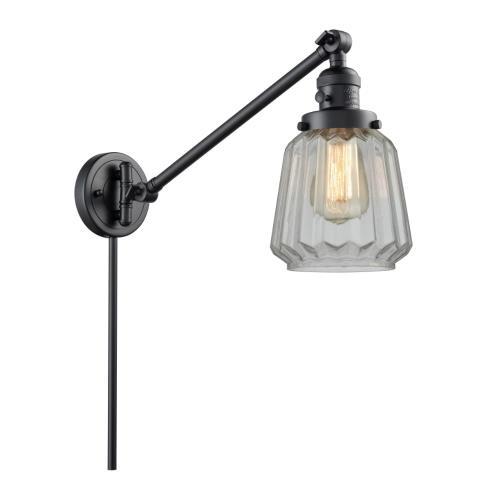 Innovations Lighting 237-G14 Chatham - 25 Inch 1 Light Swing Arm Wall Mount