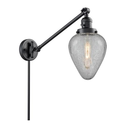 Innovations Lighting 237-G165 Geneseo - 25 Inch 1 Light Swing Arm Wall Mount