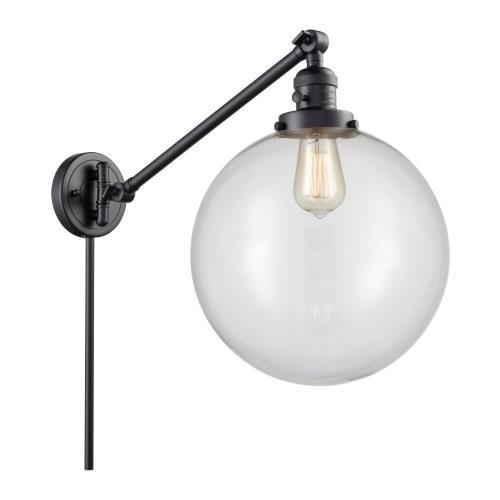 Innovations Lighting 237-G20-12 XX-Large Beacon - 16 Inch 1 Light Swing Arm Wall Mount