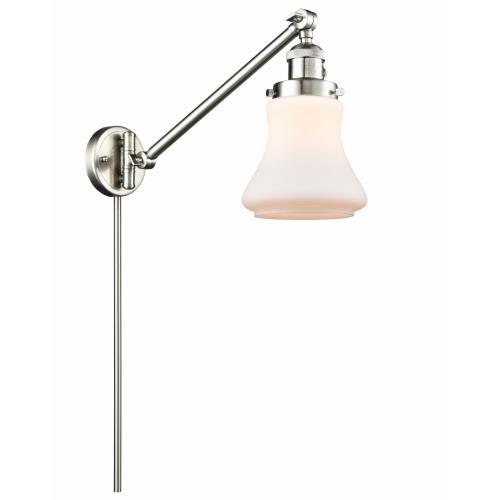 Innovations Lighting 237-G19 Bellmont - 1 Light Swing Arm Wall Mount