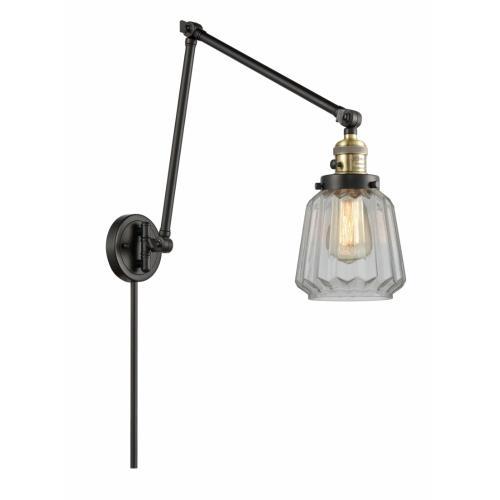 Innovations Lighting 238-G14 Chatham - 30 Inch 1 Light Swing Arm Wall Mount