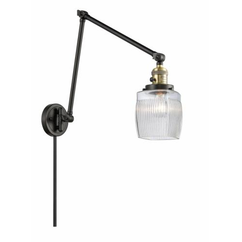 Innovations Lighting 238-G302 Colton - 30 Inch 1 Light Swing Arm Wall Mount