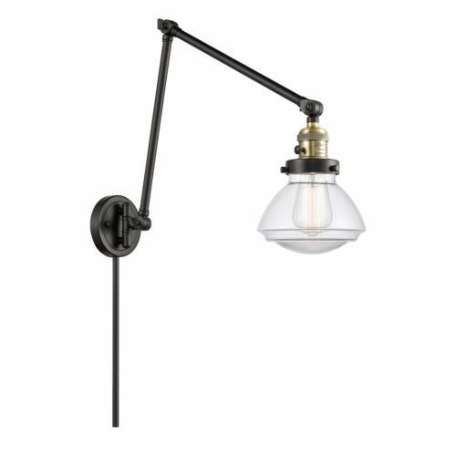 Innovations Lighting 238-G32 Olean - 27.75 Inch 1 Light Swing Arm Wall Mount