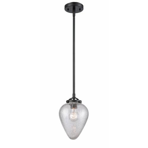 Innovations Lighting 284-1S-G165-LED Geneseo - 10.38 Inch 3.5W 1 LED Mini Pendant