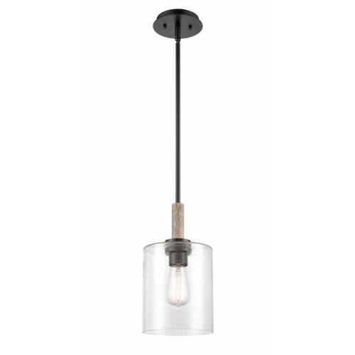 Innovations Lighting 442-1S-LED Paladin-3.5W 1 LED Mini Pendant in Farmhouse Style-13.13 Inches High