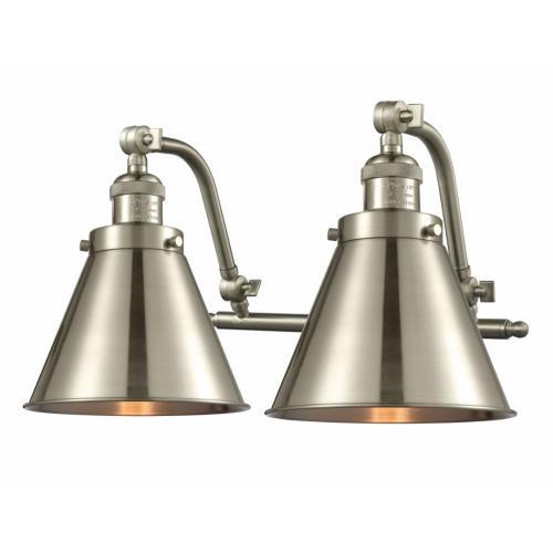 Innovations Lighting 515-2W-M13-LED Appalachian - 12 Inch 7W 2 LED Bath Vanity