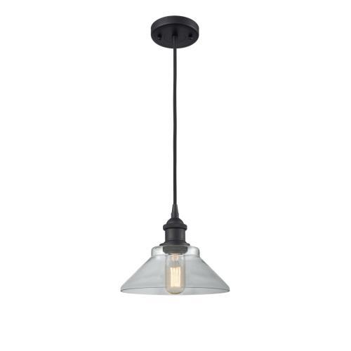 Innovations Lighting 516-1P-G13-LED Orwell - 8.38 Inch 3.5W 1 LED Mini Pendant