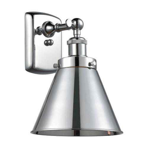 Innovations Lighting 916-1W-M13-LED Appalachian - 10.5 Inch 3.5W 1 LED Wall Sconce