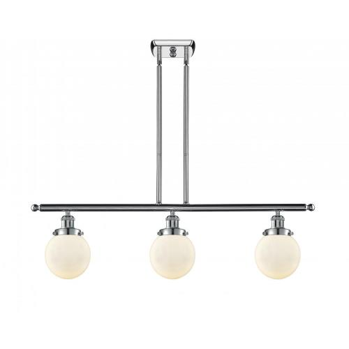 Innovations Lighting 916-3I-G20-6-LED Beacon-10.5W 3 LED Island in Modern Contempo Style-36 Inches Wide by 10 Inches High