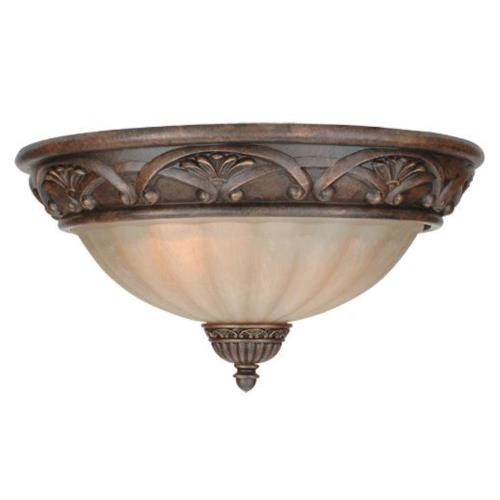 Craftmade Lighting X5713-AG Barcelona - Two Light Flush Mount