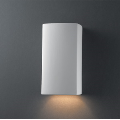 Ambiance - Small Rectangle Closed Top Wall Sconce - 922668