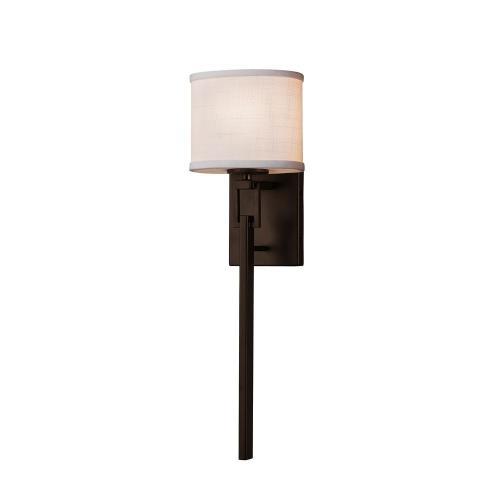 Justice Design FAB-4401 Alpine - 1 Light Wall Sconce