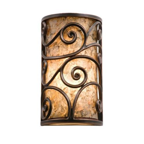 Kalco Lighting 5416AC Windsor - One Light Wall Sconce