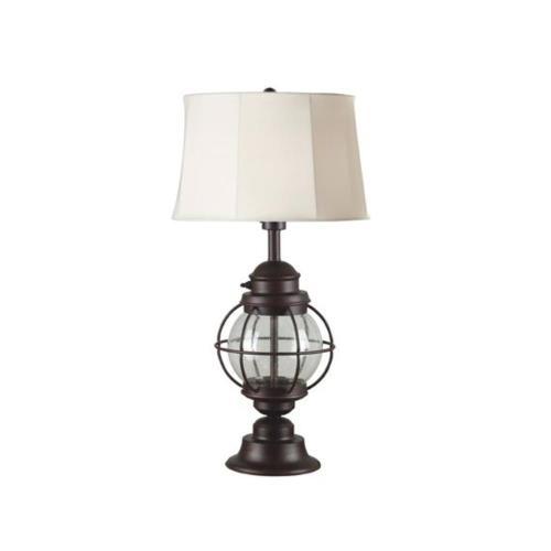 Kenroy Lighting 03070 Hatteras Table Lamp
