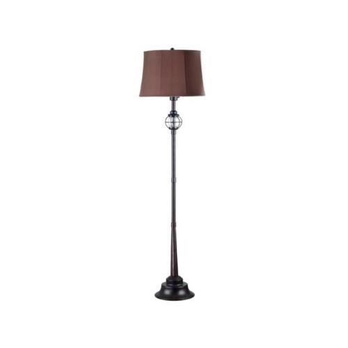 Kenroy Lighting 03071 Hatteras Floor Lamp