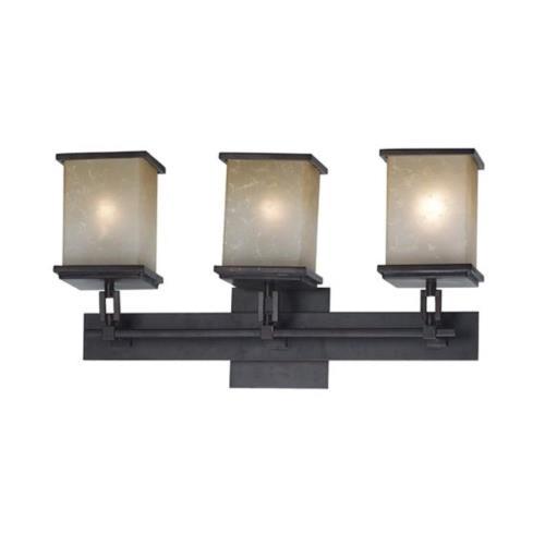 Kenroy Lighting 03374 Plateau 3 Light Vanity