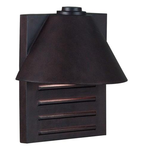 Kenroy Lighting 10161COP Fairbanks 1 Light Large Wall Lantern