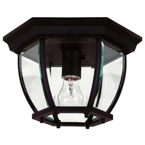 Kenroy Lighting 16277BL Dural 1 Light Flush Mount