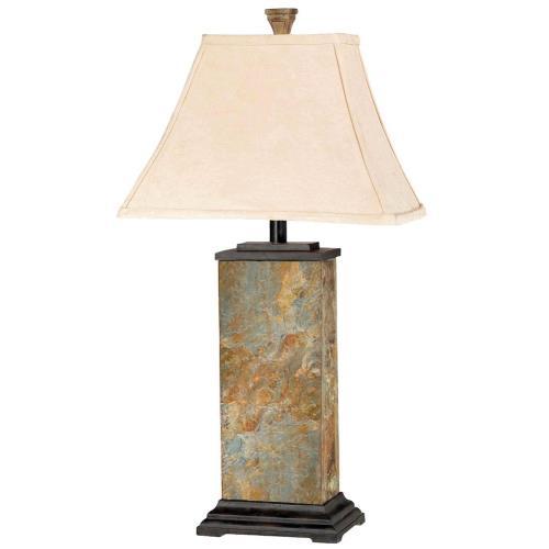 Kenroy Lighting 31202 Bennington - One Light Table Lamp