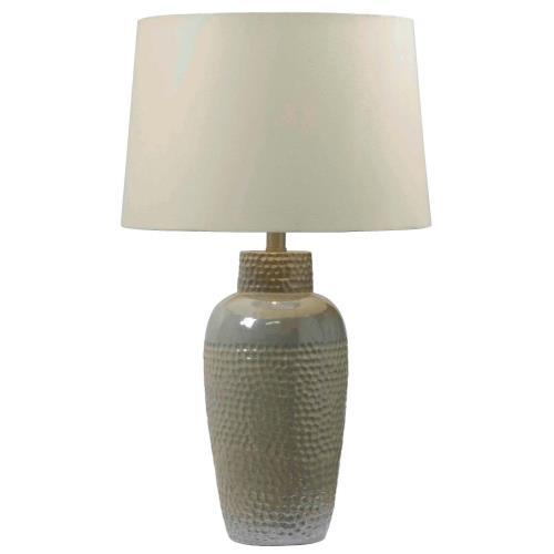 Kenroy Lighting 32107IRD Facade - One Light Table Lamp