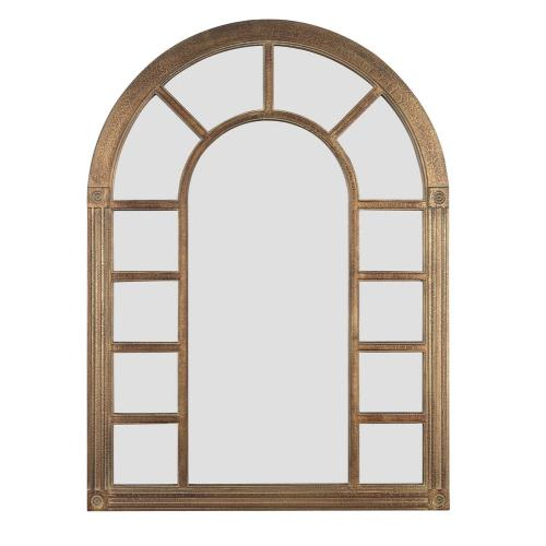 Kenroy Lighting 60014 Cathedral - Wall Mirror