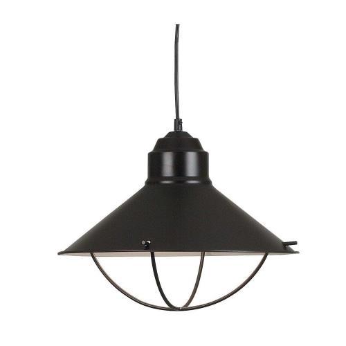 Kenroy Lighting 66349ORB Harbour 1 Light Pendant