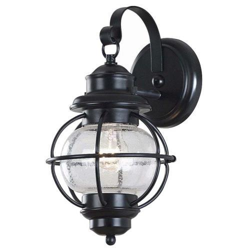 Kenroy Lighting 90961BL Hatteras 1 Light Small Lantern