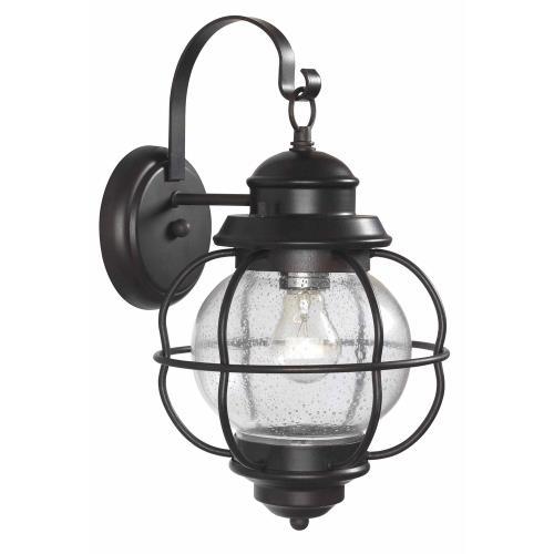 Kenroy Lighting 90962GC Hatteras Medium Wall Lantern