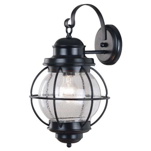 Kenroy Lighting 90963BL Hatteras Lantern Large