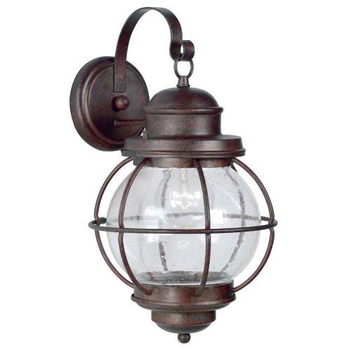 Kenroy Lighting 90963GC Hatteras Large Wall Lantern