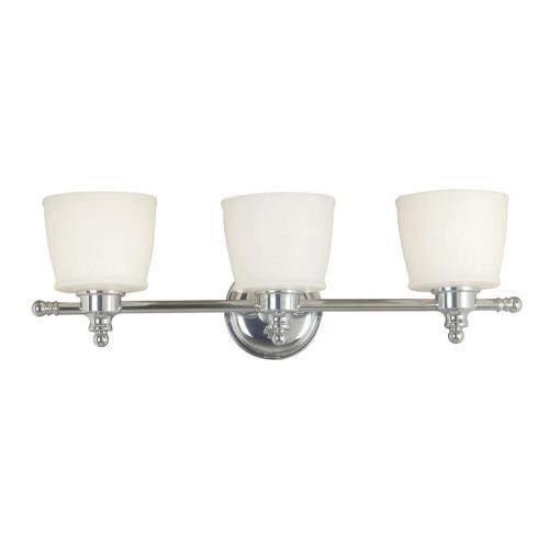 Kenroy Lighting 91703 Riley - Three Light Bath Vanity