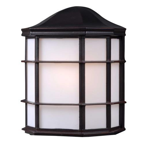 Kenroy Lighting 92053ORB Alcove - One Light Outdoor Wall Lantern