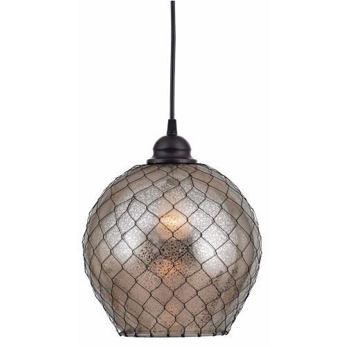 Kenroy Lighting 93038AMER Nillo - One Light Pendant