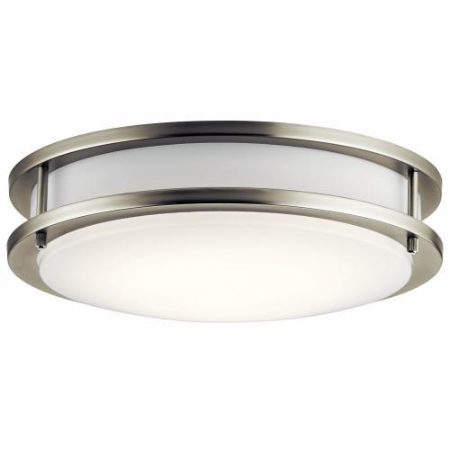 Kichler Lighting 10784 11.75 Inch 23W 1 LED Flush Mount
