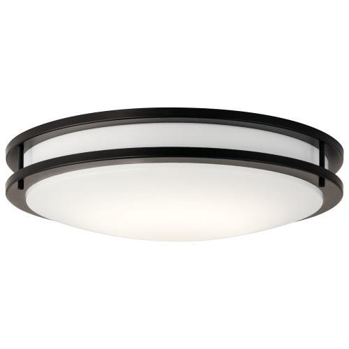 Kichler Lighting 10786 17.75 Inch 34W 1 LED Flush Mount