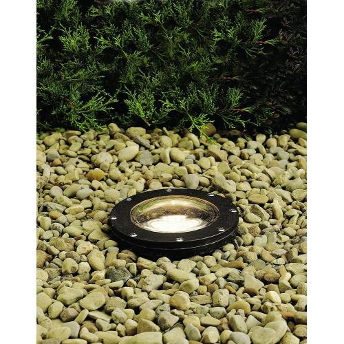 Kichler Lighting 15194AZ Low Voltage One Light In Ground Lamp