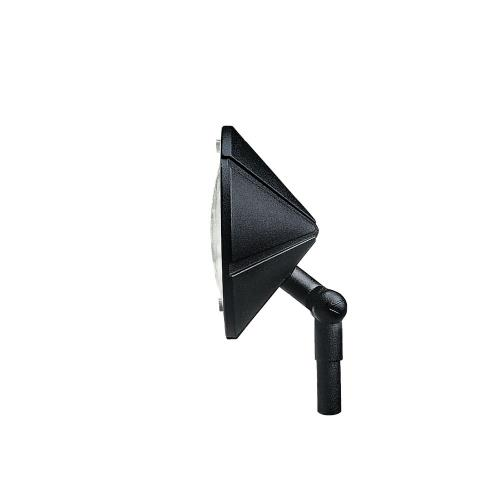 Kichler Lighting 15361BKT Six Groove - Low Voltage One Light Wall Wash