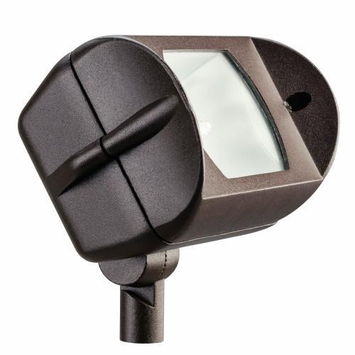 Kichler Lighting 15395AZT Low Voltage One Light Accent Lamp