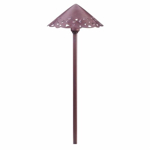 Kichler Lighting 15443 Lace - Low Voltage Path and Spread Light - with Transitional inspirations - 22 inches tall by 8 inches wide