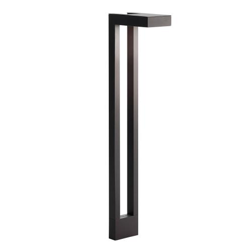 Kichler Lighting 15844 1 light Two Arm Path Light - with Contemporary inspirations - 22 inches tall by 3 inches wide