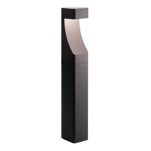 Kichler Lighting 15848 1 light Textured Bollard - with Contemporary inspirations - 27 inches tall by 4 inches wide