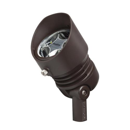 Kichler Lighting 16206BBR30 Design Pro Series - 12.5W 3000K 5 LED 60 Degree Accent Light  4.75 inches tall by 3 inches wide