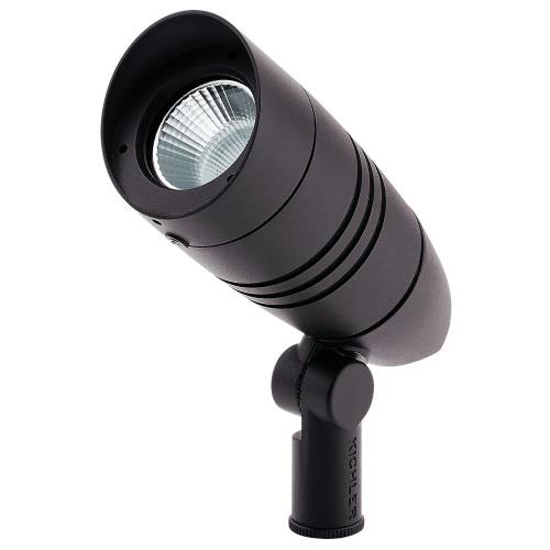 Kichler Lighting 16210 C-Series - 5.3W 40 Degree 1 LED Accent Light 5.25 inches tall by 2.75 inches wide