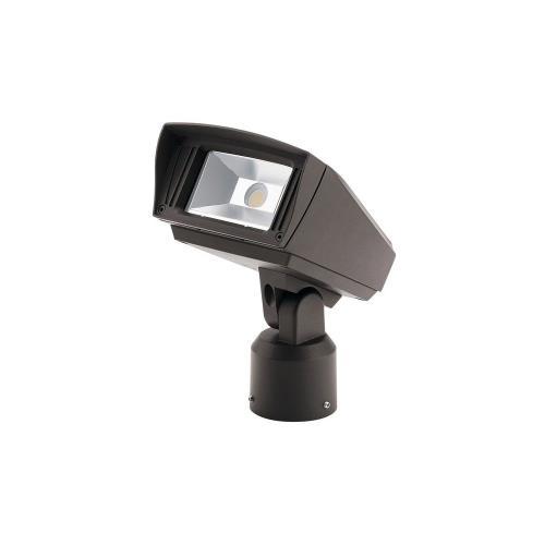 Kichler Lighting 1622130SL C-Series - 7 Inch 12W 3000K 1 LED Slip Fit-Mount Outdoor Small Flood Light