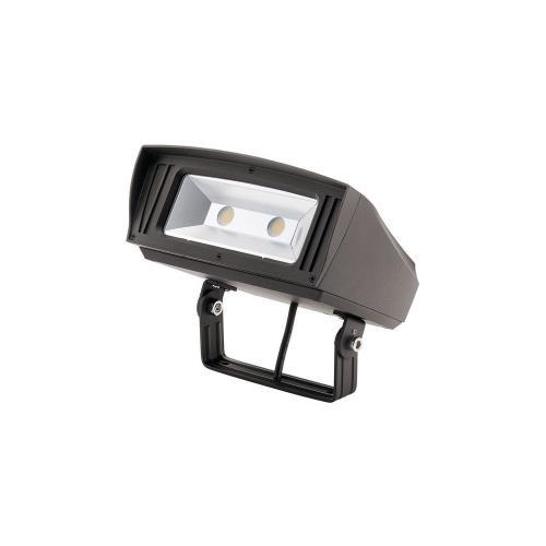 Kichler Lighting 1622530TR C-Series - 7 Inch 85W 3000K 1 LED Trunnion-Mount Outdoor Large Flood Light