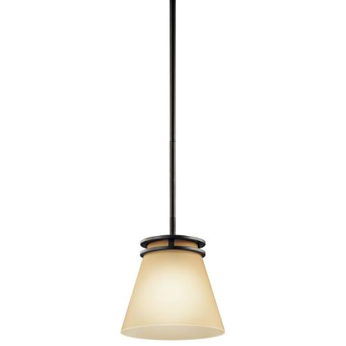 Kichler Lighting 1687NI Hendrik - One Light Mini-Pendant