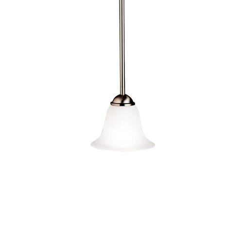Kichler Lighting 2771 Dover - 1 light Mini-Pendant - with Transitional inspirations - 5.5 inches tall by 6.25 inches wide